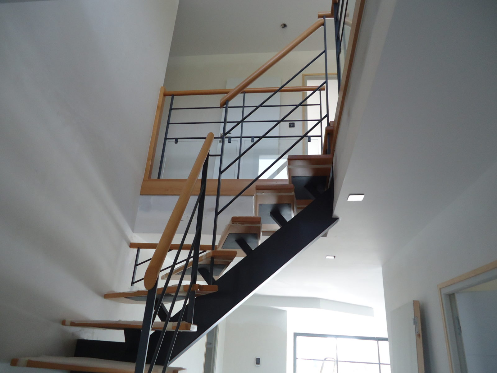 Escalier Dans La Maison nos réalisations : escaliers - la maison de sophie