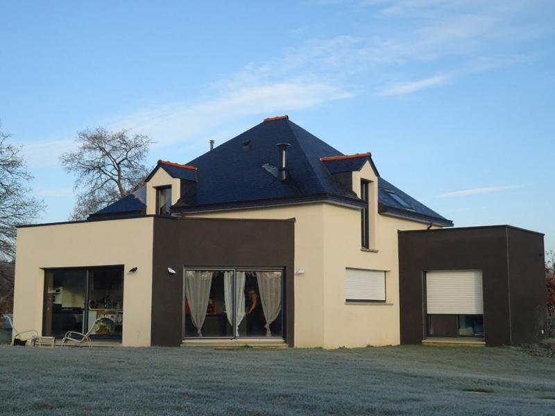 Maison De Sophie Constructeur De Maison Rennes 5